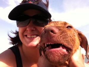 Me and my puppy love, Skaar